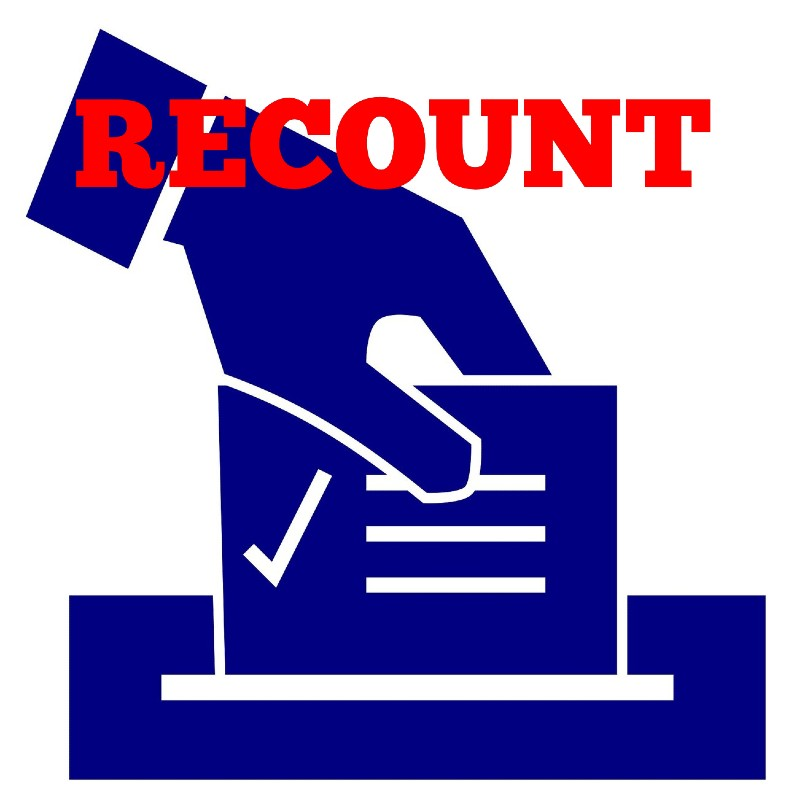 Official Recount in Dade Scheduled for Tuesday