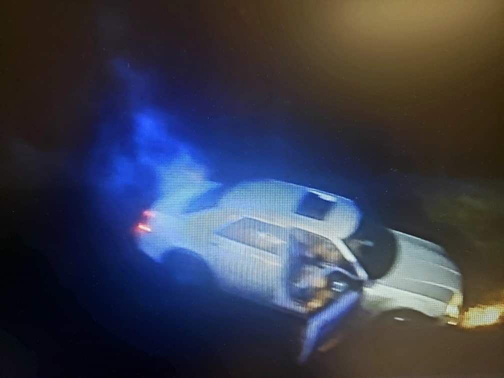 Pursuit Started in Alabama Ends in Dade